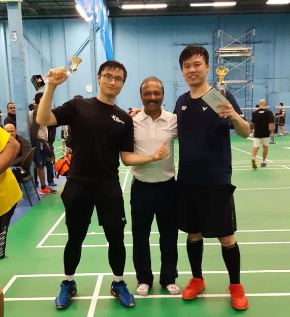 Mississauga,February 17, 2020 <br/>iSmartStudent promotes importance of Fitness by sponsoring Greater Toronto's 2020 Badminton Tournament at Su Badminton Club