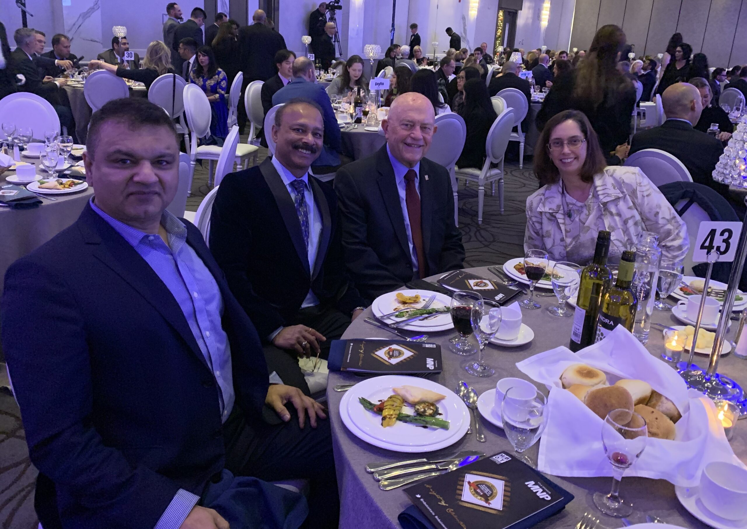 Mississauga, November 14, 2019 <br/>iSmartStudent Business Head Canada nominated in the MBOT 2019 Mississauga Business Awards of Excellence
